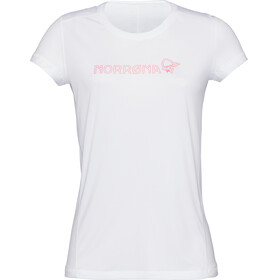 Norrøna /29 Tech t-shirt Dames wit